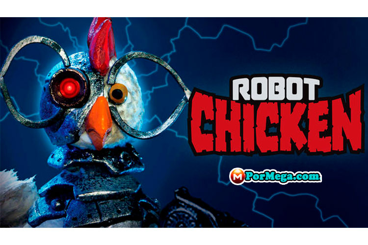 Robot Chicken [Latino][Mega][2005][Todas Las Temporadas]