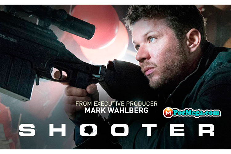 Shooter [2016][Latino][Mega][Todas Las Temporadas]