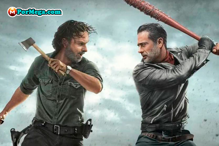 The Walking Dead [2010][Latino][Mega][Todas Las Temporadas]